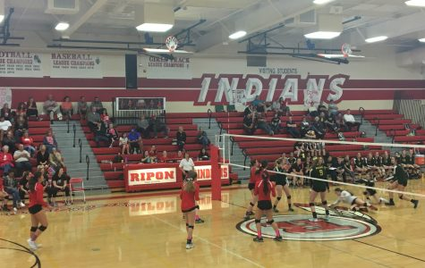 Hilmar vs Ripon Jv & Varsity Volleyball Game