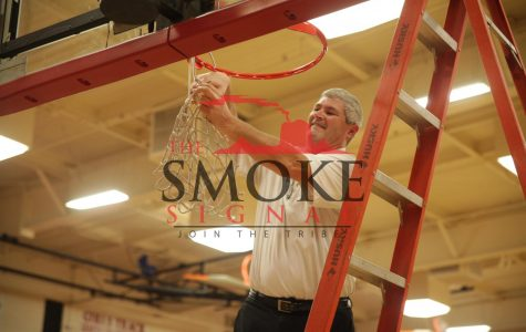 Cutting the Net and the Season
