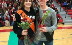 Winterfest Royalty is Crowned at the Rally