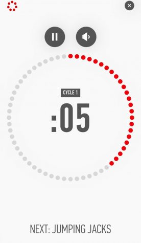 Review: Johnson and Johnson 7 Minute Workout App – The Smoke