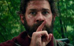 John Krasinski as Lee Abbott in his new movie