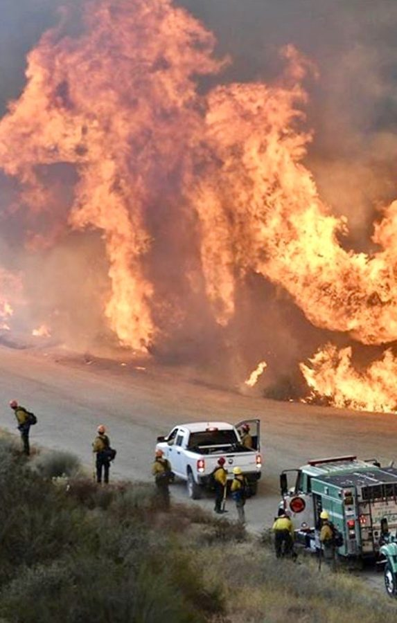 Families Fighting Fires