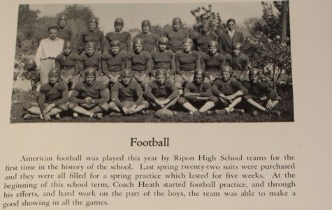 84 Years of Rivalry; The History of Ripon vs. Escalon