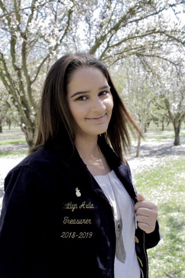 Senior Story: Kaitlyn Avila