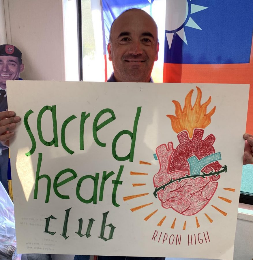 Helping Hearts through Sacred Heart