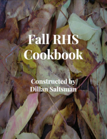 Fall RHS Cookbook