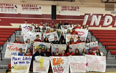 Yearbook Rally, A Success