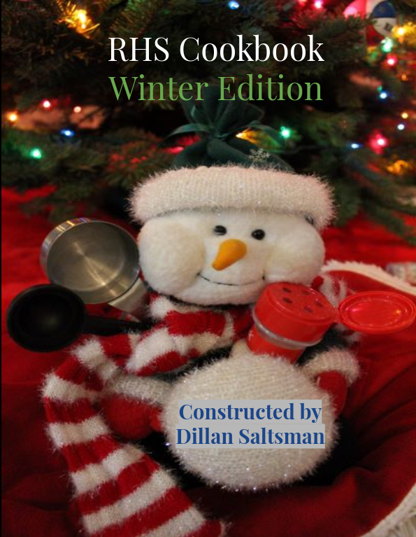 RHS Cookbook: Winter Edition