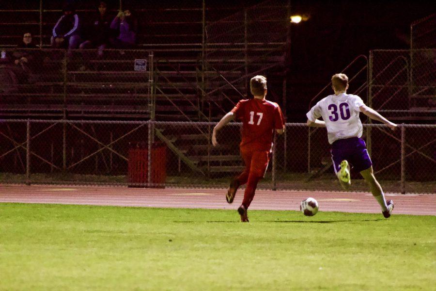 RHS Varsity Boys Soccer Team Goes Up Against Escalon