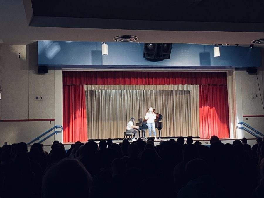 Premiere of Talent at Ripon High