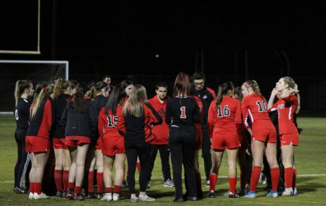 Girls Varsity Soccer 19-20 Season