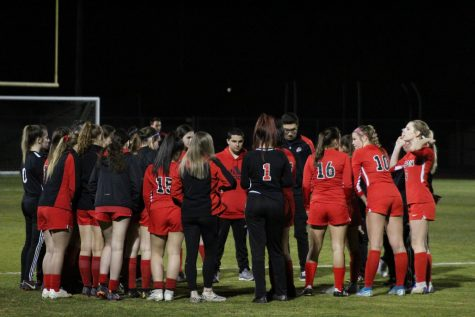 Girls Varsity Soccer 19-20 Season
