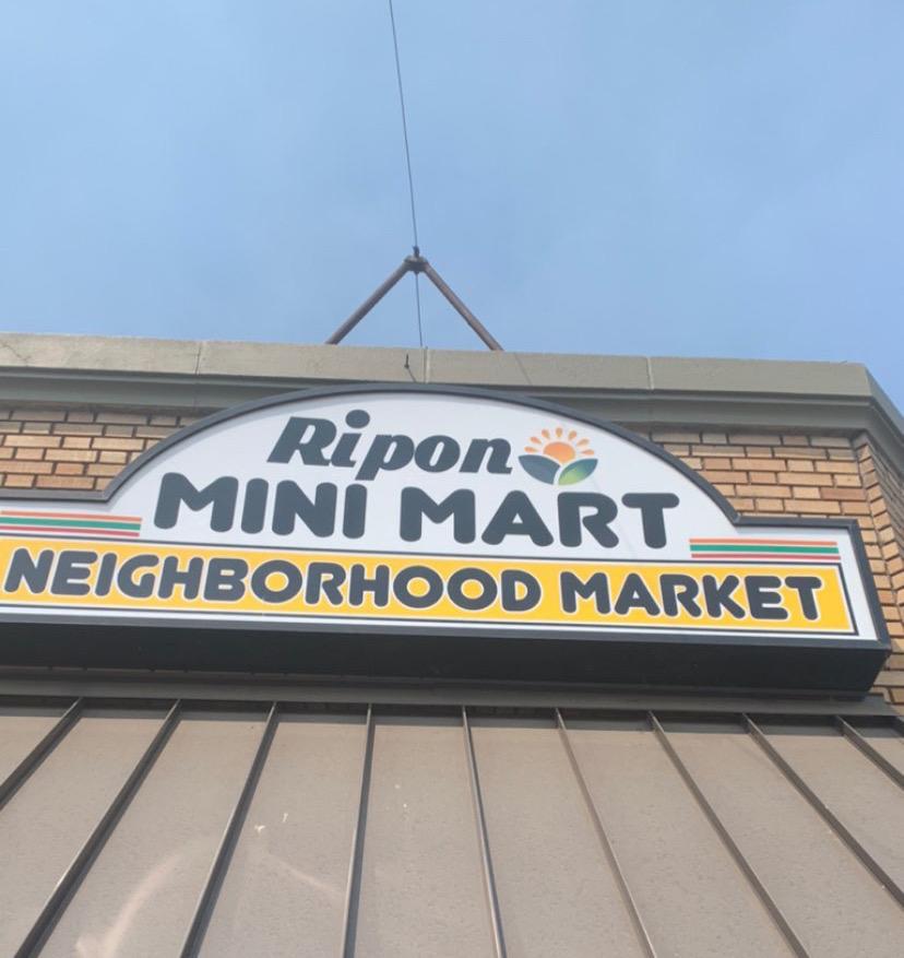 Ripon Mini Mart: Switching Owners