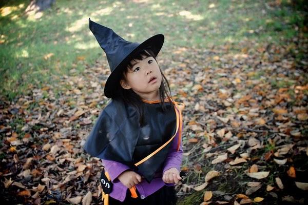 The Origin of Halloween Costumes