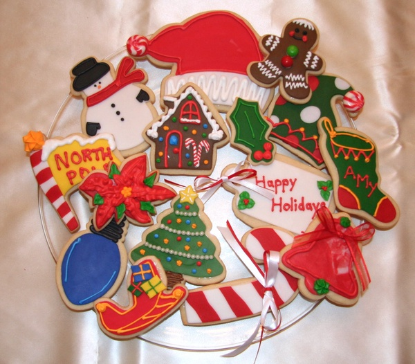 It's Christmas Time! Time to Bake!