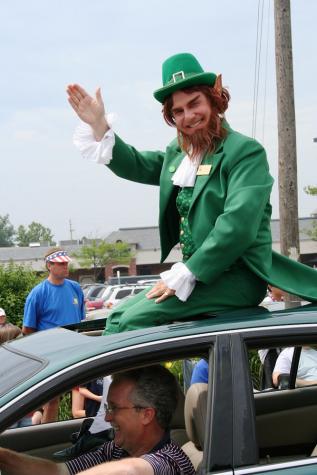 The Little Irish People