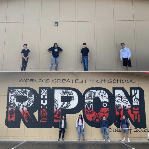 2021 Seniors Leaving Their Mark On RHS