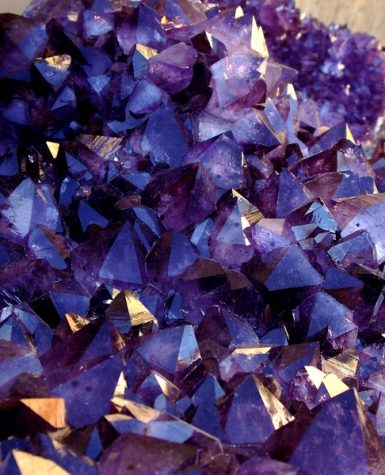 Crystals On The Rise