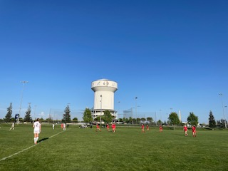 Girls Varsity Soccer Ends in Last Second Tie