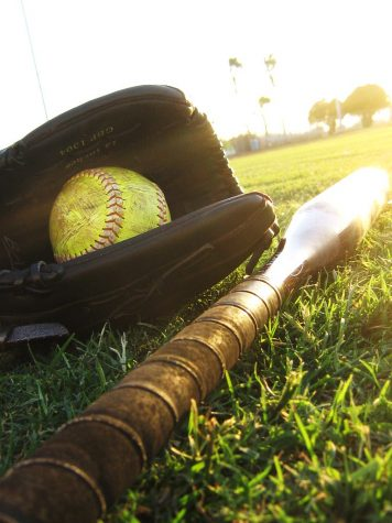 """softball"" by tinatruelove is licensed under CC BY-ND 2.0"