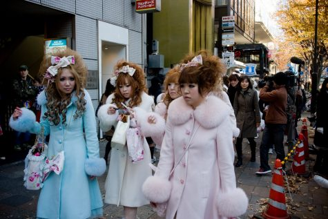 pastel girls in harajuku, 姫ギャル by rc! is licensed under CC BY-NC-ND 2.0