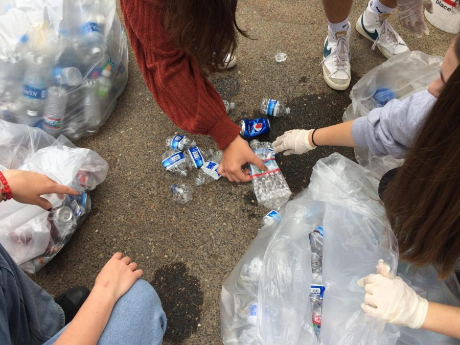 Bottles and Cans of Ripon High